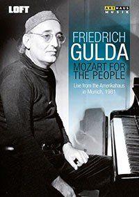 Friedrich Gulda: Mozart For The People