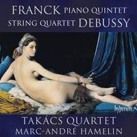 Franck: Piano Quintet & Debussy: String Quartet