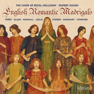 English Romantic Madrigals