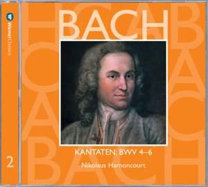 Bach: Sacred Cantatas BWV Nos 4 - 6