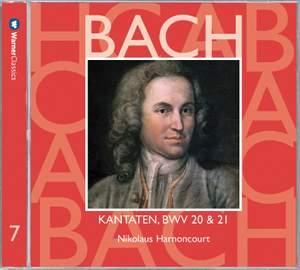 Bach: Sacred Cantatas BWV Nos 20 & 21
