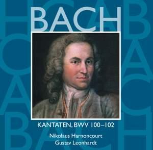 Bach: Sacred Cantatas BWV Nos 100 - 102