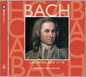 Bach: Sacred Cantatas BWV Nos 17 - 19