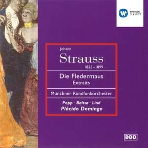 Strauss, J, II: Die Fledermaus (highlights)