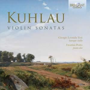 Kuhlau: Violin Sonatas