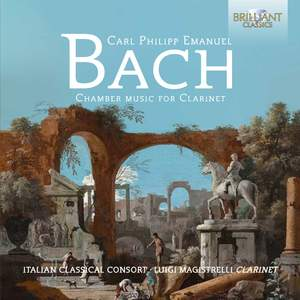 CPE Bach: Chamber Music for Clarinet