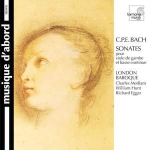 C.P.E. Bach: Sonatas for Viola da Gamba and Continuo