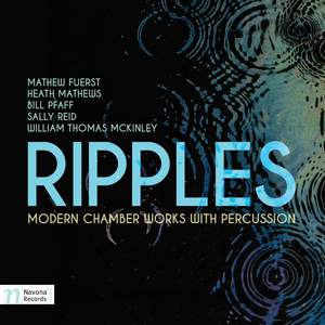 Ripples: Modern Chamber Works with Percussion