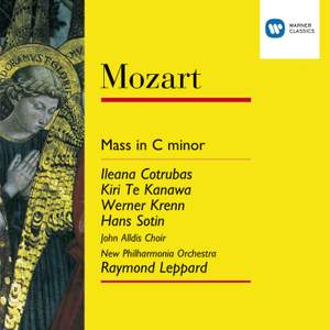 Mozart: Mass in C minor, K427 'Great' Product Image