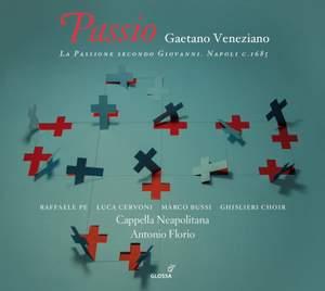 Gaetano Veneziano: Passio Product Image