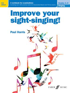 Harris, Paul: Improve your sight-singing! Grades 1-3