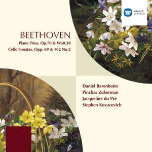 Beethoven: Piano Trios Op. 70 Product Image