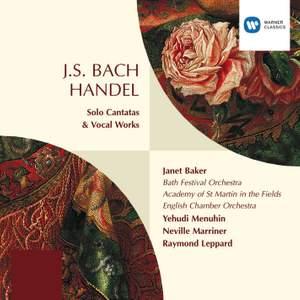 Bach & Handel: Solo Cantatas & Vocal Works