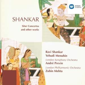 Shankar: Sitar Concertos & Ragas