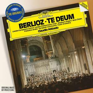 Berlioz: Te Deum, Op. 22 Product Image