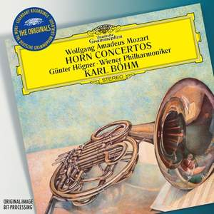 Mozart: Horn Concertos Nos. 1-4 Product Image