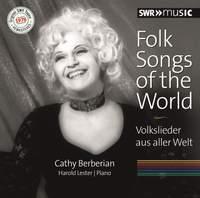 Cathy Berberian: Folk Songs of the World