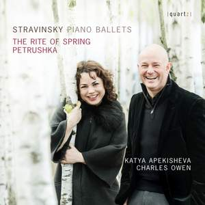 Stravinsky: Piano Ballets