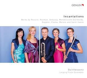 Incantations: Music for Flute Quintet