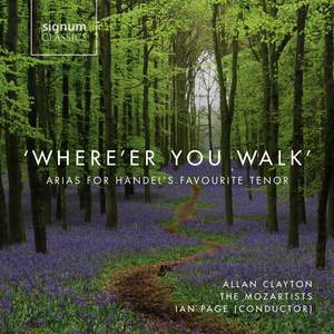 'Where'er You Walk'