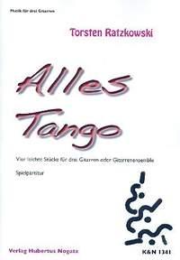 Torsten Ratzkowski: Alles Tango