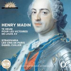 Madin: Te Deum pour les Victoires de Louis XV Product Image