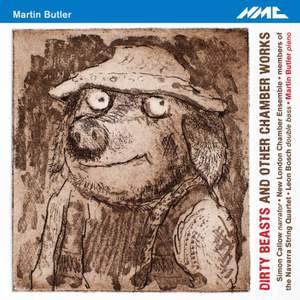 Martin Butler: Dirty Beasts