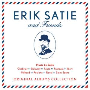 Erik Satie & Friends: Original Albums Collection Product Image