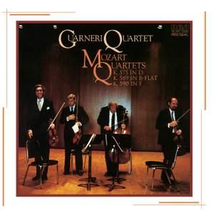 Mozart: String Quartets Nos. 21-23