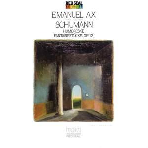 Schumann: Humoreske and Fantasiestucke Product Image