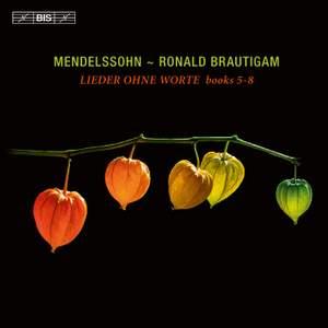 Mendelssohn – Lieder ohne Worte, Books 5 – 8