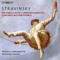 Stravinsky: Pulcinella Suite