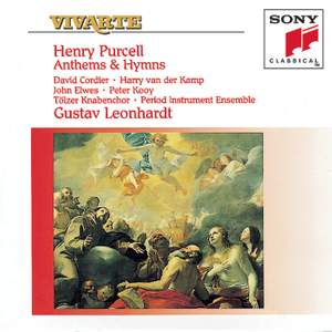 Purcell: Anthems & Hymns