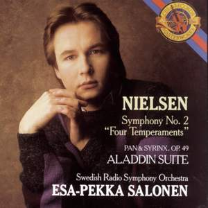 Nielsen: Symphony No. 2, Pan and Syrinx & Aladdin Suite