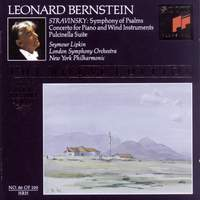 Stravinsky: Symphony of Psalms, Piano Concerto & Pulcinella Suite