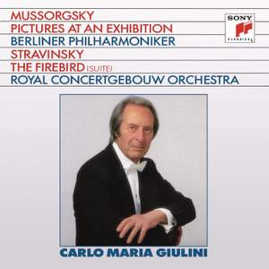 Mussorgsky: Pictures at an Exhibition & Stravinsky: Firebird Suite