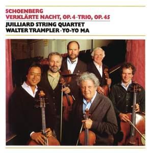 Schoenberg: Verklärte Nacht & String Trio