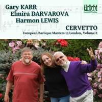 Cervetto: Sonatas or Trios (6), Op. 1