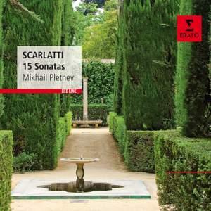 Scarlatti: 15 Sonatas Product Image