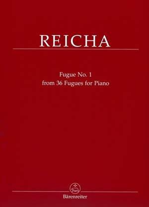 Reicha, Anton: Fugue No.1