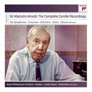 Sir Malcolm Arnold: The Complete Conifer Recordings Product Image