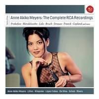 Anne Akiko Meyers: The Complete RCA Recordings