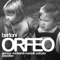 Bertoni, F: Orfeo