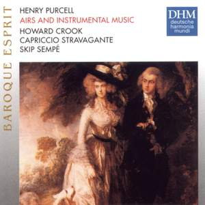 Purcell: Airs And Instrumental Music