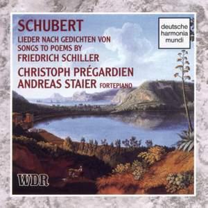 Schubert: Songs To Poems By Schiller