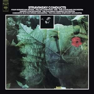Stravinsky: Danses concertantes & other works