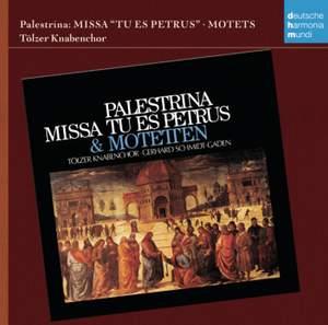 Palestrina: Missa 'Tu es Petrus'