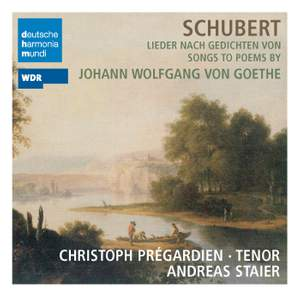 Schubert: Songs to Poems by Goethe