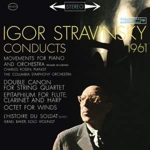Stravinsky Conducts 1961