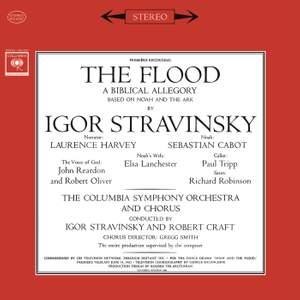 Stravinsky: The Flood & Mass